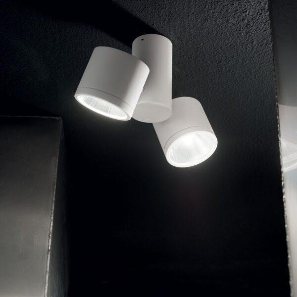 Lubinis hermetiškas LED šviestuvas