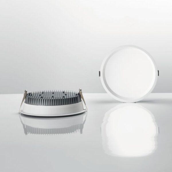 Įleidžiamas LED hermetiškas šviestuvas