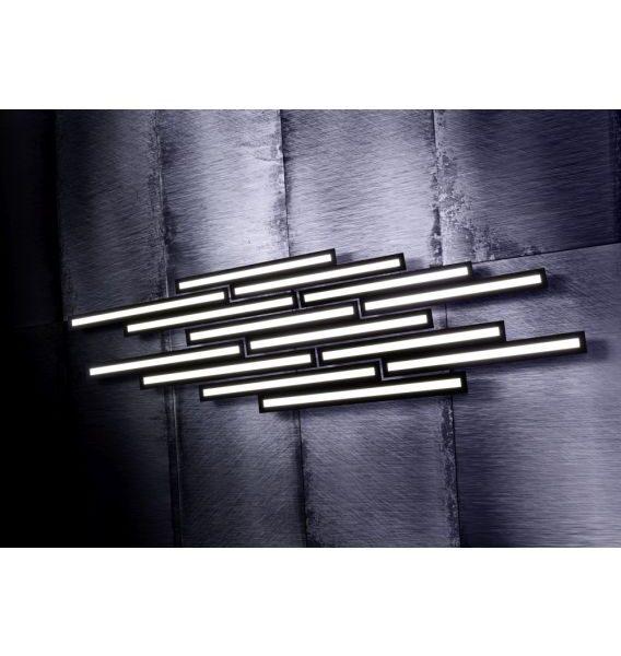 20W LED LUBINIS ŠVIESTUVAS EGLO CONNECT SAVATARILA-C BLACK 99411